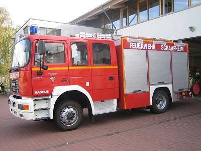 Löschgruppenfahrzeug LF 16-12