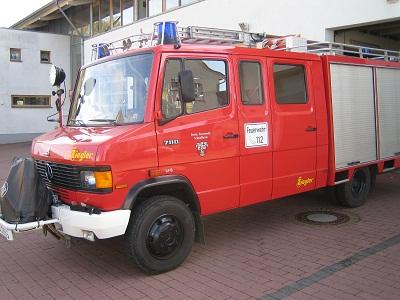 Löschgruppenfahrzeug LF8