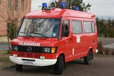 Mannschaftstransportfahrzeug MTF Schaafheim