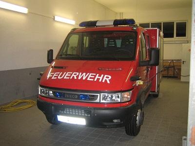 Tragkraftspritzenfahrzeug/Wasser TSF-W